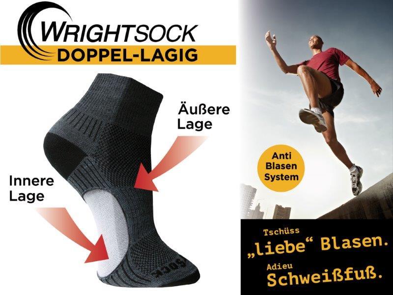 Wrightsocks Laufen